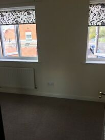 Double room for rent in 2 bed house Woolston area. Ready to move in