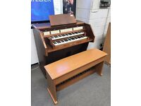 Pre Loved Viscount Domus 40 Organ Part Exchange & Finance Welcome
