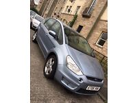2006 FORD S MAX 1.8 TDCI 5 DOOR 7 SEATER Air-Conditioning, Alarm, Alloy Wheels