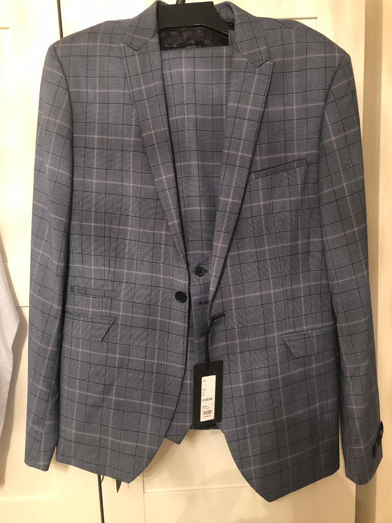 3 Piece Suit Mens Label Lab From House Of Fraser In Chandlers