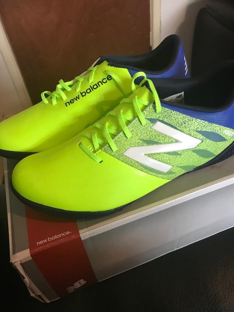 Brand new AstroTurf football boots