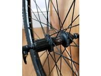 Mountain bike wheels quick release tyres disc break