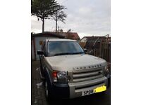 Landrover discovery 3 mot june side steps .7seats and a full set of rubber mats .manual gear box