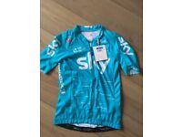 Team Sky Castelli Aero Race 5.1 Jersey cycling UNWORN