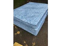Double Mattress- Lightly Used