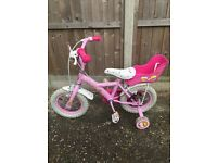 Apollo cupcake 12 inch kids bike