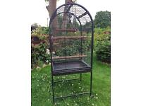 Large, Strong Parrot / Bird Cage