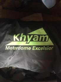 DRIVE AWAY AWNING BY KHYHAM MOTORDOME EXCELSIOR
