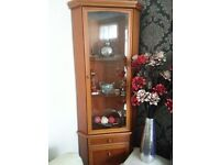 2 x Corner Display Units, Excellent Condition, Bargain!!