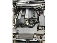 BMW e46 325ci engine m54b25