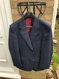 Suit jackets and trousers