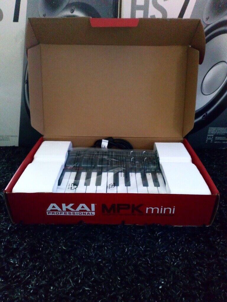 AKAI MPK MINI - Midi Controller | in Hailsham, East Sussex | Gumtree