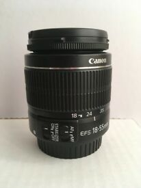 CANON EF 18-55MM IS LENS