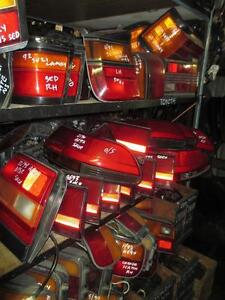 NOW SELLING TOYOTA TAIL LIGHTS Gladesville Ryde Area Preview