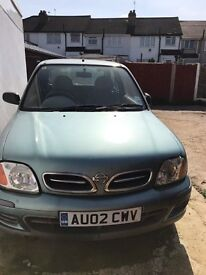 Nissan MICRA , Less Milage, 3 Owner, £350