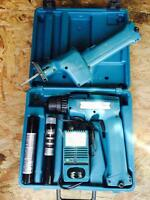 Makita rechargeable drill and jig saw