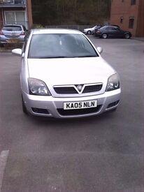 Vauxhall Vectra 2005 SRI 1.9 Diesel