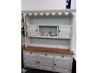 Painted Welsh Dresser!!! Very lovely