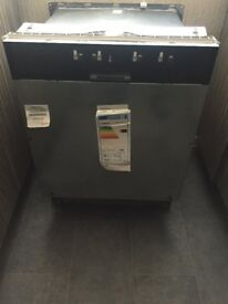 Bosch Integrated Dishwasher Brand New