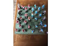 Football chess set