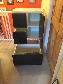 Ikea bedroom storage unit