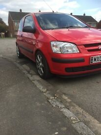 Hyundai Getz 1.3 for swap