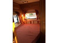 Fleetwood Colchester 4 berth caravan