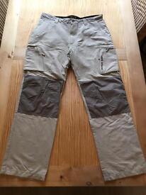 Musto Evolution Sailing Trousers Beige men's size 34R