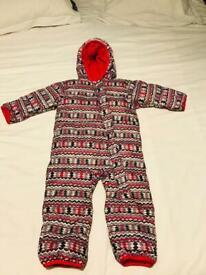 Columbia Baby girl Ski Suit 18/24M