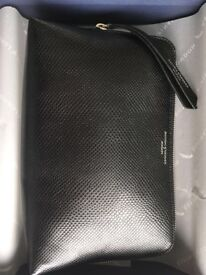 Aspinal of London cosmetic/clutch bag