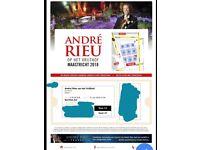 Andre rieu tickets Maastricht