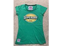 Superdry Tee's