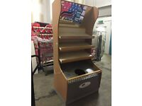 1mtr wide bread display stand for sale (No reasonable offer refused)
