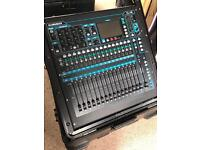 OFFERS WELCOME! Allen & Heath QU16 in Gator Pop-Up Flight Case with Apple Router