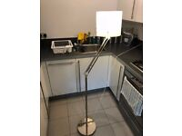 Standing lamp (IKEA - SAMTID) (excellent condition) - for sale for £15 (bought for £35)