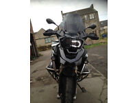 BMW R1200 GS TE - 2013 - Fully loaded Spec Including BMW Sat Nav 1200GS - Upgraded Model