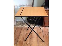 2X Folding Desks for sale (available as singles too)