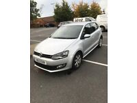 Volkswagen VW Polo 1.2 TDI Diesel - 2013 Match Edition - Manual - 5 Door - Silver - Privacy Glass