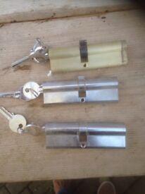 3 upvc door locks