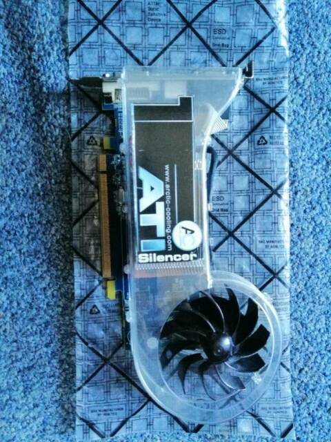 ATI X1550 256MB Graphics Card | in Sheffield, South Yorkshire | Gumtree