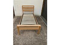 Benson for beds single bed frame