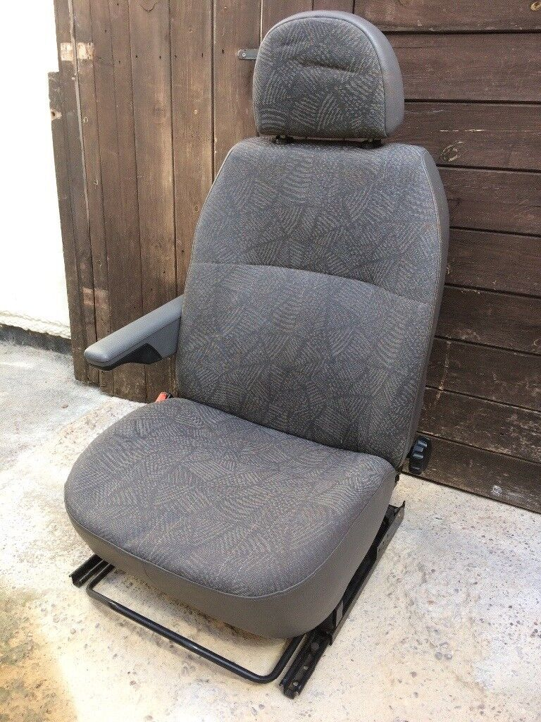 Ford Transit Van MK6 Single Passenger Seat VGC