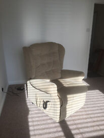 Rise & Recliner 2 Motor Chair by Sherborne - Fantastic condition working perfectly