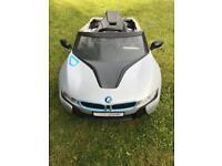 BMW i8 spyder ride on