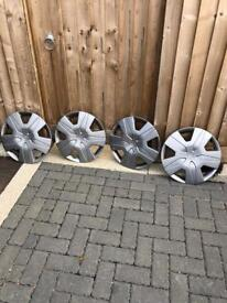 Genuine Honda Wheel Trims