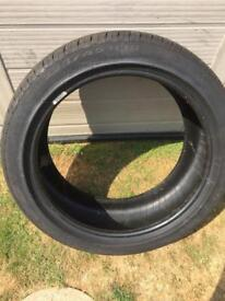 Part Worn Pirelli Run Flat Car Tyre