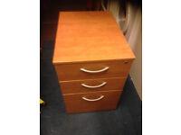 office pedestal filing drawers for office desk