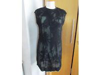 Sleeveless dress/tunic Bershka size S/M