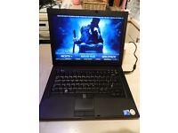 Dell laptop running Kodi