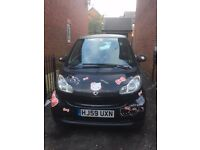Smart Fortwo 1.0 Passion 2dr(Hello Kitty)